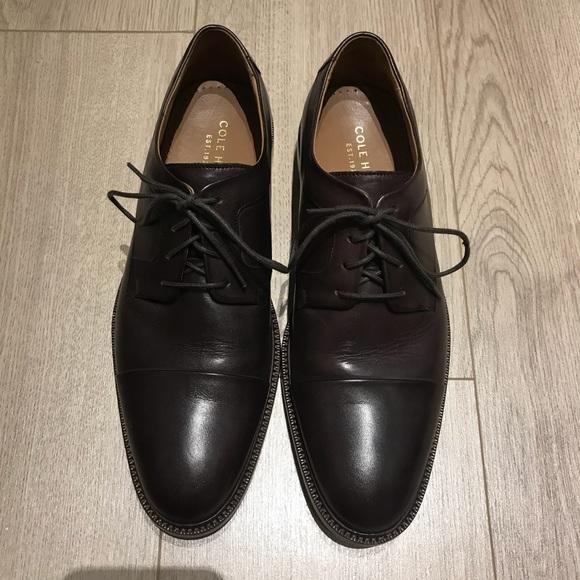 f4d113dd732 Cole Haan Other - Cole Haan Men s Warren Cap Toe Oxford 8.5 Brown
